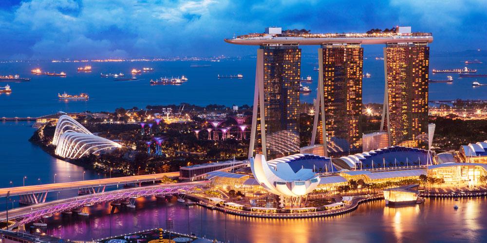 aprire società singapore